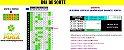 Planilha Dia de Sorte - 18 Dezenas Combinadas em Jogos de 8 Números - Imagem 1