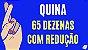 Planilha Quina - 65 Dezenas com Redução e Fechamento - Imagem 2