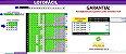 Planilha Lotofacil - Esquema com Semi Fixas e Garantia - Imagem 1
