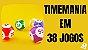 Planilha Timemania - Mini Fechamento 50 Dezenas em 38 Jogos com Garantia - Imagem 2