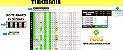 Planilha Timemania - Esquema em Camadas com 21 Jogos - Imagem 1