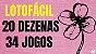 Planilha Lotofacil - Esquema com 20 Dezenas em 34 Jogos - Imagem 2