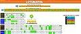 Planilha Lotomania - 96 Dezenas com Redução para 72 - Imagem 1