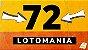 Planilha Lotomania - Jogue com 16 Grupos de 72 Dezenas - Imagem 3