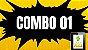 COMBO COM 02 PLANILHAS DA LOTOFÁCIL - Imagem 1