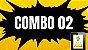 COMBO COM 02 PLANILHAS DA LOTOMANIA - Imagem 1