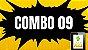 COMBO COM 05 PLANILHAS DA LOTOFÁCIL - Imagem 1