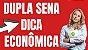 Planilha Dupla Sena - Esquema com 35 Dezenas em 20 Jogos - Imagem 2