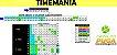 Planilha Timemania - Esquema com 60 Dezenas em 25 Jogos - Imagem 1