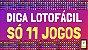 Planilha Lotofacil - Esquema para 14 Pontos em 11 Jogos - Imagem 2