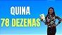 Planilha Quina - Esquema com 78 Dezenas em 45 Jogos - Imagem 2