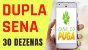 Planilha Dupla Sena - 30 Dezenas com Garantia mínima de Terno - Imagem 2