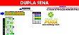 Planilha Dupla Sena - 30 Dezenas com Garantia mínima de Terno - Imagem 1