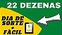 PLANILHA DIA DE SORTE - 22 DEZENAS SE ACERTAR 3 JÁ TEM 3 PONTOS - Imagem 2