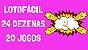 Planilha Lotofacil - 24 Dezenas com 8 Fixas e Redução - Imagem 2