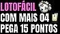 Planilha Lotofacil - Jogos de 16 Números com 11 Pontos Sempre - Imagem 2