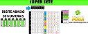 Planilha Super Sete - Esquema em Camadas pra Ganhar - Imagem 1