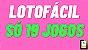 Planilha Lotofacil - Esquema com 20 Dezenas Sem Fixas - Imagem 2