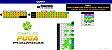 Planilha Quina - Jogue com 3 Grupos de 13 Dezenas Fechando Terno - Imagem 1