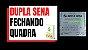 Planilha Dupla Sena - Jogue com 31 Grupos de 12 Dezenas Fechando Quadra - Imagem 2