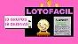 Planilha Lotofacil - Jogue com 10 Grupos de 19 Dezenas - Imagem 2