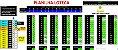 Planilha Loteca - Jogue com 3 Triplos e 2 Duplos em 14 Jogos Simples - Imagem 1