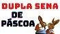 Planilha Dupla Sena - Esquema 25 Dezenas Se Acertar 3 Já tem Terno - Imagem 2
