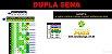 Planilha Dupla Sena - Esquema com Garantia de Quina - Imagem 1
