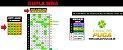 Planilha Dupla Sena - 25 Dezenas Combinadas em Jogos de 7 Numeros - Imagem 1