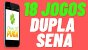 Planilha Dupla Sena - 25 Dezenas Combinadas em Jogos de 7 Numeros - Imagem 2