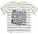 Kit de 50 peças avulsas marcas mistas verão composto por blusinhas, camisetas, shorts e legging, na grade do P ao 14  - Imagem 6
