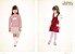 ◼ Kit Fakini Play Inverno - Composto por: 25 peças, Grade: P ao 10, Sendo: Conjuntos e Vestidos. IMAGENS ILUSTRATIVAS. - Imagem 1
