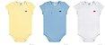 ◼ Kit Marlan Baby Body´s - Composto por: 25 peças, Grade: P ao G, Sendo: Bodys e Calças. IMAGENS ILUSTRATIVAS - Imagem 10