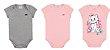 ◼ Kit Marlan Baby Body´s - Composto por: 25 peças, Grade: P ao G, Sendo: Bodys e Calças. IMAGENS ILUSTRATIVAS - Imagem 1