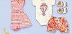 ◼ Kit Marisol Play Bebê - Composto por: 30 peças, Grade: RN ao GG, Sendo: Conjuntos, Macaquinhos, Vestidos, Bodys, Calças e Shorts. IMAGENS ILUSTRATIVAS - Imagem 6