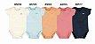 ◼ Kit Marisol Play Bebê - Composto por: 30 peças, Grade: RN ao GG, Sendo: Conjuntos, Macaquinhos, Vestidos, Bodys, Calças e Shorts. IMAGENS ILUSTRATIVAS - Imagem 5