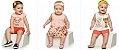 ◼ Kit Kely Kety Bebe - Composto por: 30 peças, Grade: P ao G, Sendo: Conjuntos e Vestidos. IMAGENS ILUSTRATIVAS - Imagem 1
