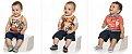 ◼ Kit Kely Kety Bebe - Composto por: 30 peças, Grade: P ao G, Sendo: Conjuntos e Vestidos. IMAGENS ILUSTRATIVAS - Imagem 8
