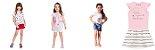 ◼ Kit Brandili Promocional - Composto por: 54 Peças, Grade: P ao 18, Sendo: Conjuntos, Vestidos e Avulsas. IMAGENS ILUSTRATIVAS. - Imagem 4