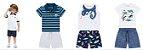 ◼ Kit Brandili Alto Verão 2020/2021. Composto por: 30 peças, Grade: P ao 16, Sendo: Conjuntos e Vestidos. IMAGENS ILUSTRATIVAS - Imagem 9
