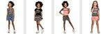 ◼ Kit Elian Verão Coleção 2020/2021, Composto por: 52 peças, Grade: P ao 16, Sendo: Conjuntos e Vestidos. Um show de doçura... IMAGENS ILUSTRATIVAS - Imagem 1