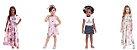 ◼ Kit Brandili Mundi Luxo 2020/2021. Composto por: 30 peças, Grade: 1 ao 14, Sendo: Conjuntos e Vestidos. IMAGENS ILUSTRATIVAS - Imagem 5