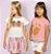 ◼ Kit Luxo Colorittá - Composto por: 30 peças, Grade: P ao 10, Sendo: Conjuntos e Vestidos. IMAGENS ILUSTRATIVAS - Imagem 8