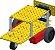 Kit chassi para robô móvel mustang - Imagem 3