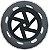 Caixa vermelha para um motor amarelo + roda furo oval - Imagem 4