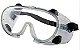 Óculos de Segurança Rã Valvulado Incolor C.A.11285 - KALIPSO - Imagem 1