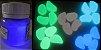 KIT Tinta Glow* Pote Grande* + Pedra Glow * Promocao - Imagem 3