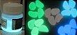 KIT Tinta Glow* Pote Grande* + Pedra Glow * Promocao - Imagem 5