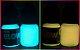 Kit 2 Cores 5ml (c/ Aplicador) Azul Neon + Laranja Neon. Ponto Glow Alça Maça Mira Armas - Imagem 3