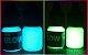 Kit 2 Cores 5ml (c/ Aplicador) Azul Esverdeado (acqua) + Amarelo Esverdeado (original). Ponto Glow Alça Maça Mira Armas - Imagem 3